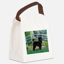 Bridge / PWD (#2) Canvas Lunch Bag