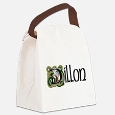 Dillon Celtic Dragon Canvas Lunch Bag