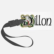 Dillon Celtic Dragon Luggage Tag