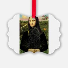 Mona Lisa (new) & Puli Ornament