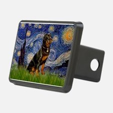 8x10-Starry-Rottie5.PNG Hitch Cover