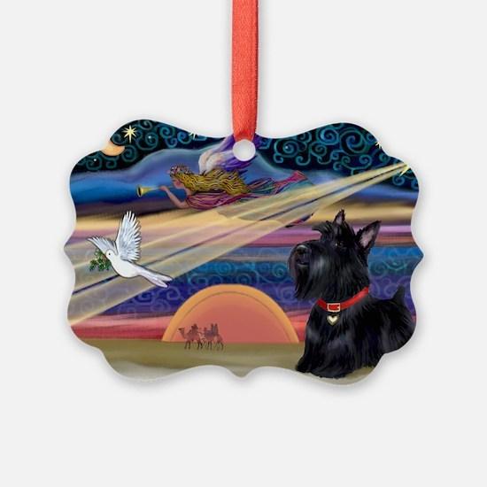 XmasStar/Scottie (#6) Ornament