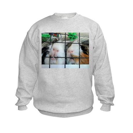 Piggie Lips Kids Sweatshirt