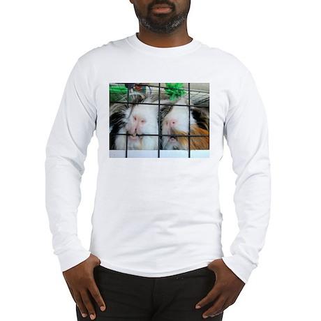 Piggie Lips Long Sleeve T-Shirt