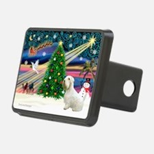 Xmas Magic / Sealyham Hitch Cover