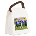 Mt Country & Husky Canvas Lunch Bag