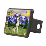 Mt Country & Husky Rectangular Hitch Cover