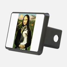 Funny Siberian husky Hitch Cover