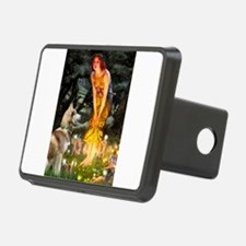 TILE-MidEve-SibHusky-Red1-sit.PNG Hitch Cover