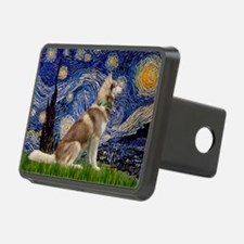 TILE-Starry-SibHusky-red1.PNG Hitch Cover