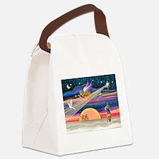 XmasStar / Xolo (#1) Canvas Lunch Bag