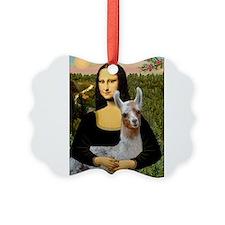 Mona's Baby Llama Ornament
