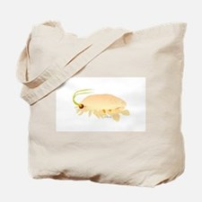 Mole Shrimp Sand Crab Sand Flea Tote Bag