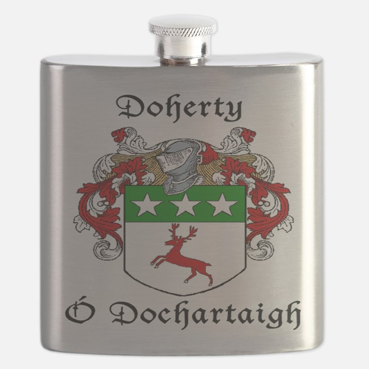 Doherty Irish/English Flask