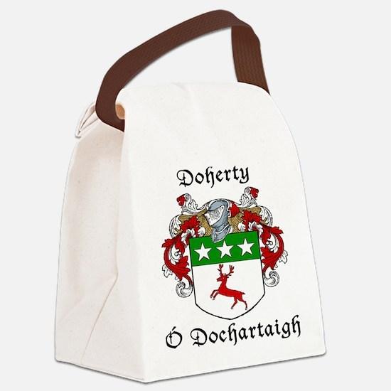 Doherty Irish/English Canvas Lunch Bag