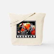 Belgian Tote Bag