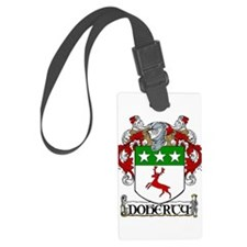 Doherty Coat of Arms Luggage Tag