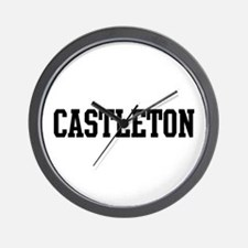 CASTLETON Wall Clock