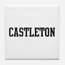 CASTLETON Tile Coaster