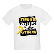 Tough Girls Neuroblastoma T-Shirt