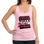 Tough Girls Myeloma Racerback Tank Top