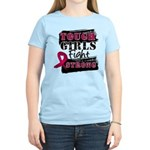 Tough Girls Myeloma Women's Light T-Shirt