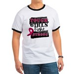 Tough Girls Myeloma Ringer T