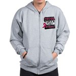 Tough Girls Myeloma Zip Hoodie