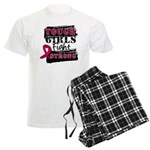 Tough Girls Myeloma Men's Light Pajamas