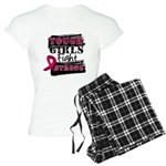 Tough Girls Myeloma Women's Light Pajamas