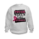 Tough Girls Myeloma Kids Sweatshirt