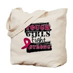 Tough Girls Myeloma Tote Bag