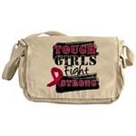 Tough Girls Myeloma Messenger Bag