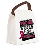 Tough Girls Myeloma Canvas Lunch Bag
