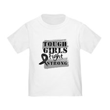 Tough Girls Melanoma T