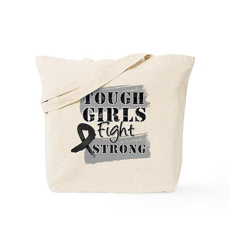 Tough Girls Melanoma Tote Bag