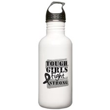 Tough Girls Melanoma Water Bottle
