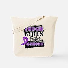 Tough Girls Leiomyosarcoma Tote Bag