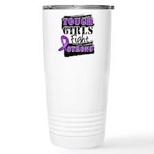 Tough Girls Leiomyosarcoma Travel Mug