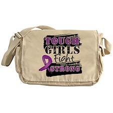 Tough Girls GIST Cancer Messenger Bag