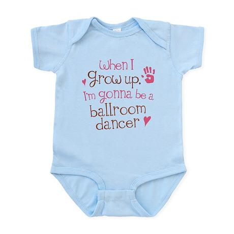Future Ballroom Dancer Infant Bodysuit
