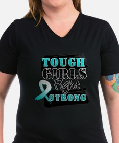 Tough Girls Cervical Cancer Shirt
