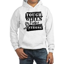Tough Girls Carcinoid Cancer Hoodie