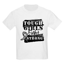 Tough Girls Carcinoid Cancer T-Shirt