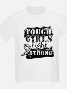Tough Girls Carcinoid Cancer T-Shirt