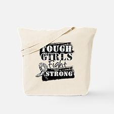 Tough Girls Carcinoid Cancer Tote Bag
