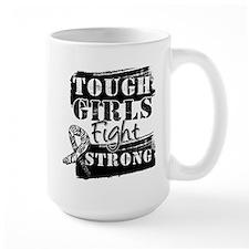 Tough Girls Carcinoid Cancer Mug