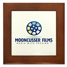 Mooncusser Films Thanks Framed Tile