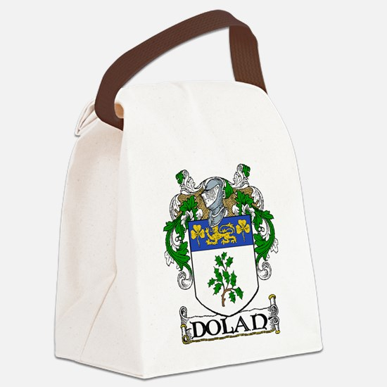 Dolan Coat of Arms Canvas Lunch Bag
