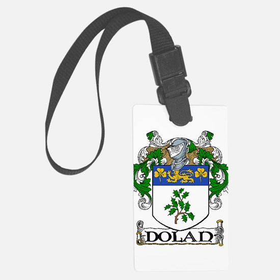 Dolan Coat of Arms Luggage Tag